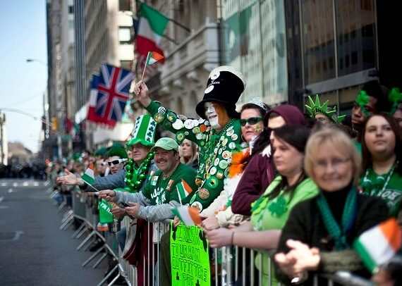 New York City St. Patrick's Day 2019 Parade, Events, Live Streaming Information, and More