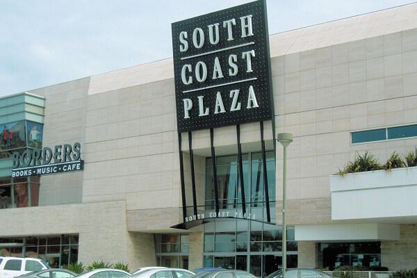 South Coast Plaza, Costa Mesa, California