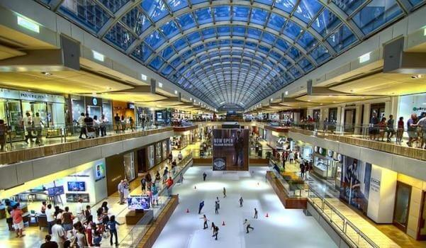 The Galleria, Houston, Texas