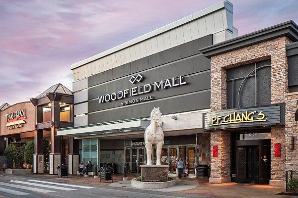 Woodfield Mall, Schaumburg, Illinois