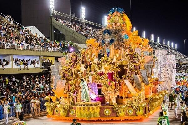 Carnival Bookers Rio Carnival