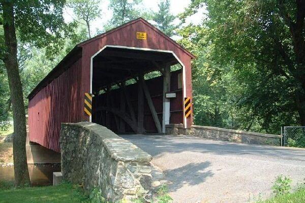 Rosehill Covered Bridge