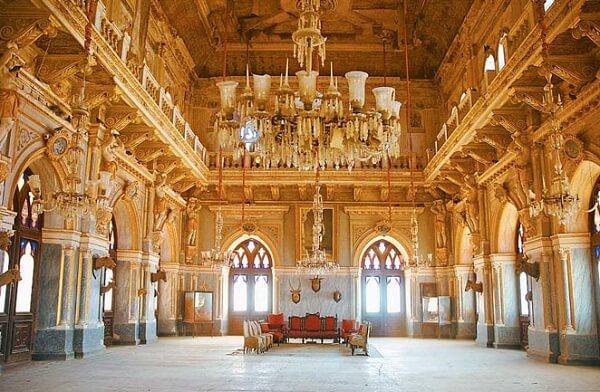 Aina Mahal Palace, Bhuj