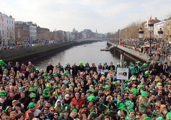 Dublin St. Patrick's Day Parade 2019, Events, Route Map, Live Streaming Info, and More