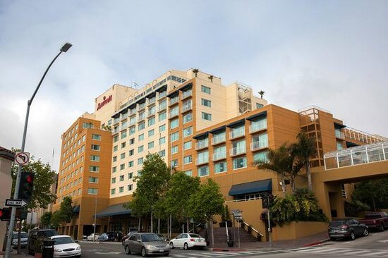 Monterey Marriott Hotel