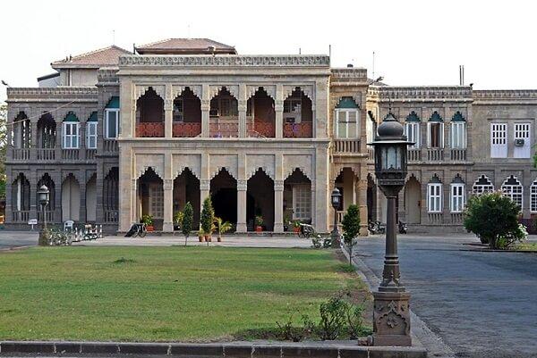 Nilambag Palace, Bhavnagar