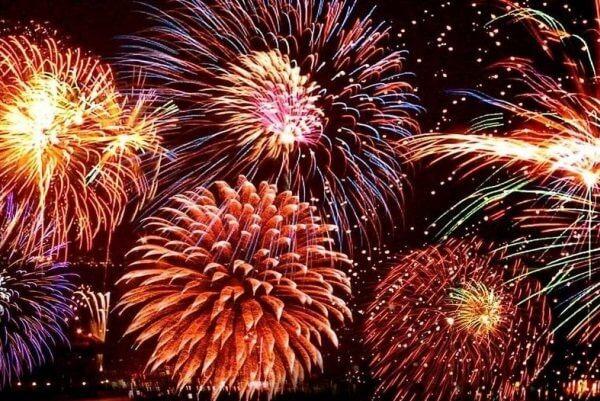 Pismo Beach New Years Eve Fireworks