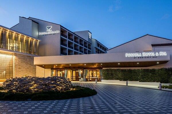 Portola Hotel & Spa, Monterey