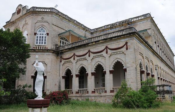 Raj Mahal Palace, Wadhvan
