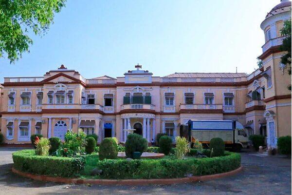 Rajvant Palace, Rajpipla
