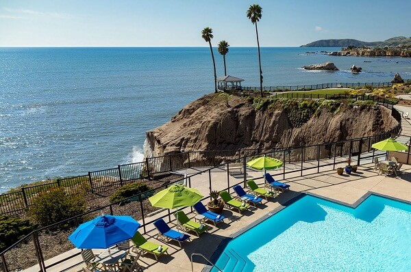 Shore Cliff Hotel, Pismo Beach