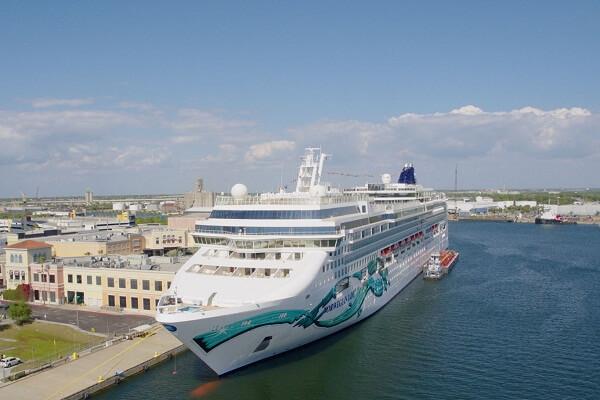 Tampa Port Cruise Parking