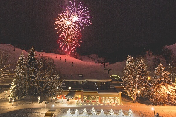 Traverse City New Years Eve Fireworks