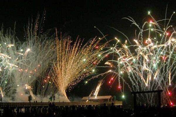 Tybee Island New Year's Fireworks
