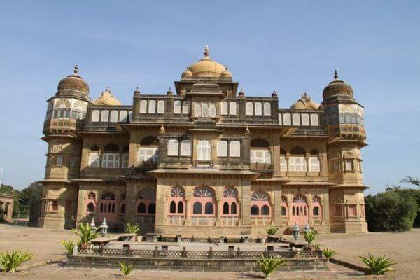 The Vijay Vilas Palace, Mandvi