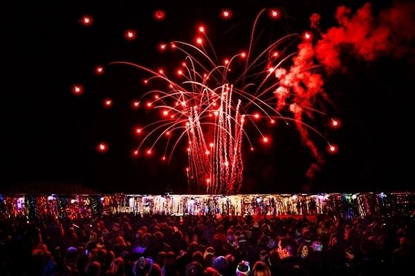 Wilmington NC New Years Eve Fireworks