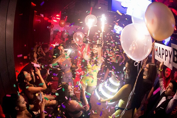 Doha Nightclub NYC Easter Kids Party