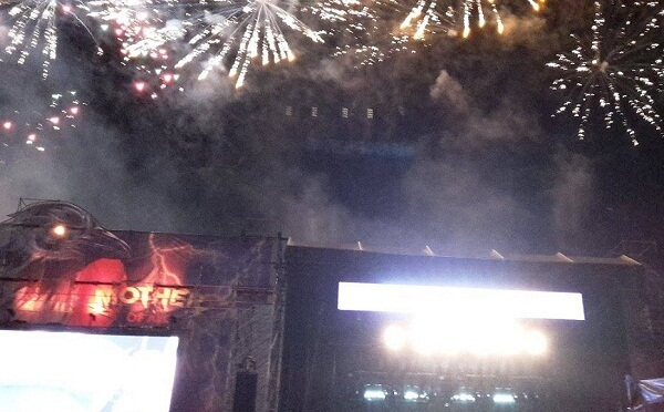Monterrey New Years Eve