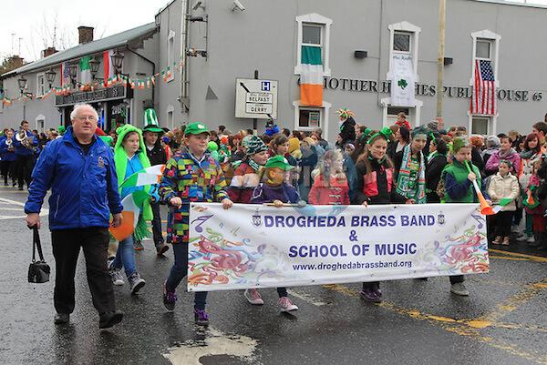 St. Patrick's Day in Drogheda