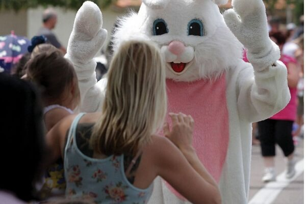Easter Parade in Ahwatukee