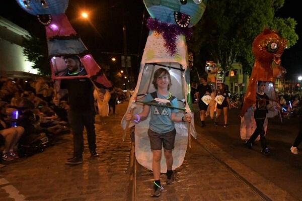 Bendigo Festival Procession