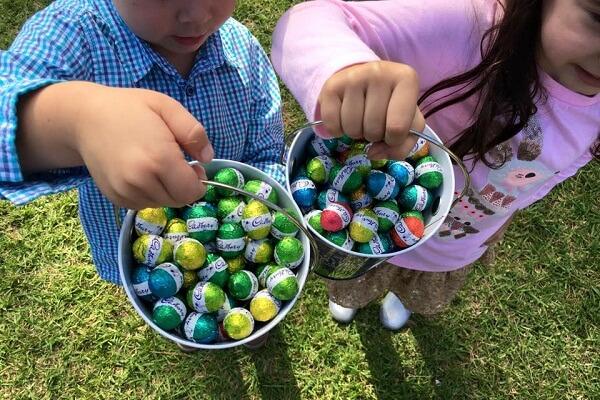 Werribee Cadbury Easter Egg Hunt