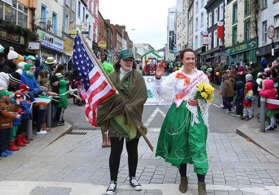 Where is St. Patrick's Day Celebrated, Cities Around the World Where St. Patrick's Day Celebrated