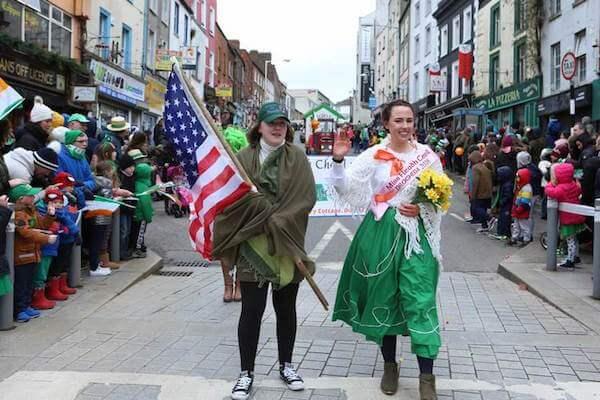 Drogheda St. Patrick's Day Parade