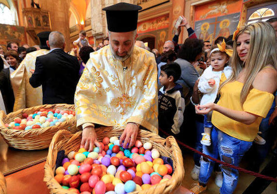 6 Best Places to Celebrate Easter 2019 around the World for Amazing Holiday Experience