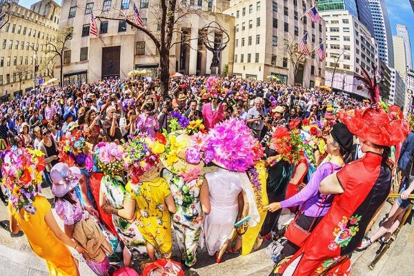 Easter in New York City