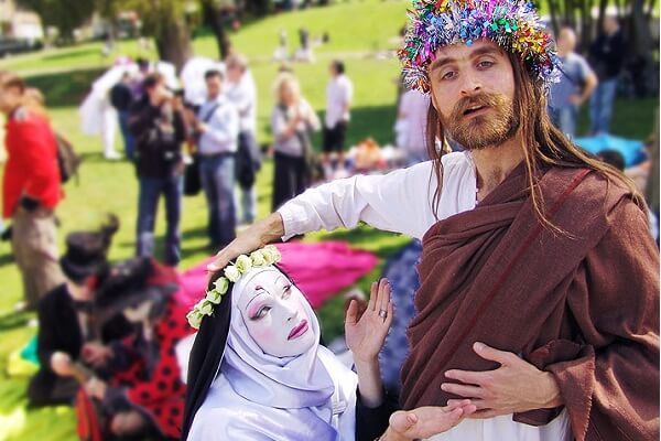 Easter in San Francisco