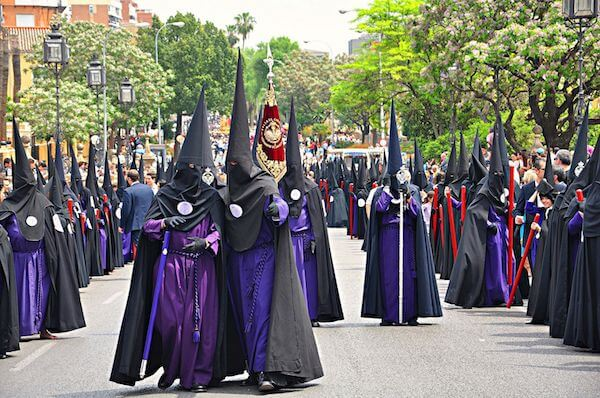 Easter Procession in Seville