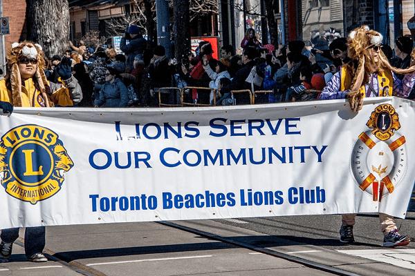 Easter Parade @ Toronto Beaches