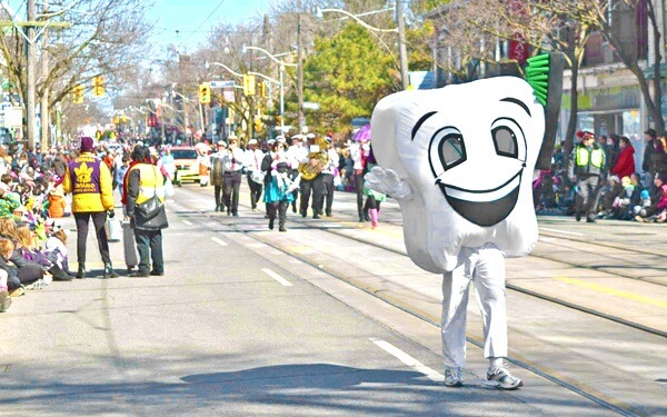 Lions Easter Parade Toronto Beaches