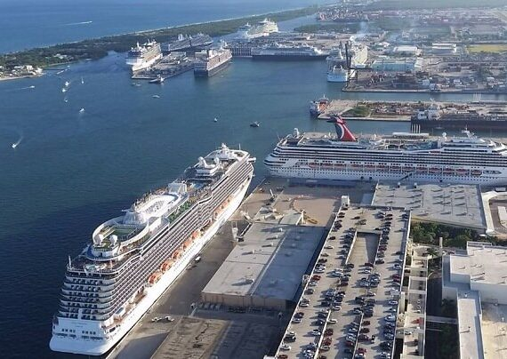 Port Everglades (Fort Lauderdale) Cruise Parking Options, Rates, Free Shuttle, Fees and More