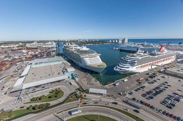 Port Everglades Fort Lauderdale Cruise Parking Options