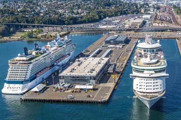 Seattle Cruise Port