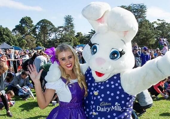 Werribee Cadbury Easter Egg Hunt 2019 Dates, Tickets Prices, Entertainment, and Rides