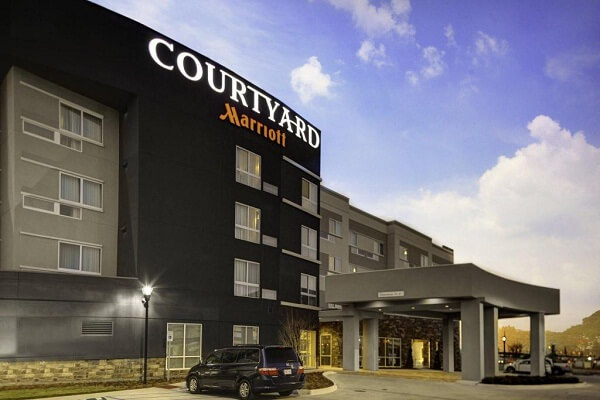 Courtyard Marriott New Orleans Westbank/Gretna
