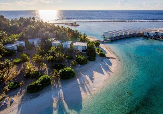 Holiday Inn Resort Kandooma Maldives New Years Eve 2020 Packages, Gala Dinner, Hotel Deals, and More