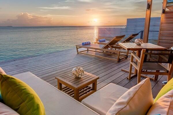 Hurawalhi Island Resort and Kudadoo Maldives Private Island