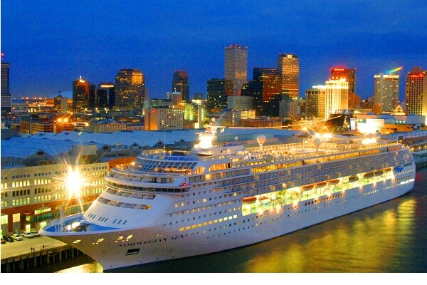 New Orleans Port