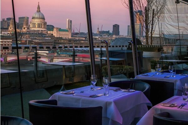 Oxo Tower Restaurant, Brassiere, and Bar