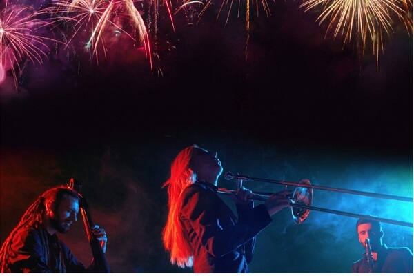 New Year Music Party @ Roda Al Murooj Downtown Dubai
