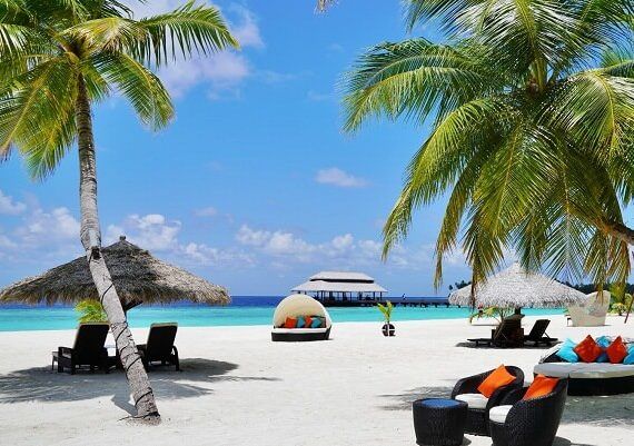 Kihaa Maldives Resort New Years Eve 2020 Hotel Deals, Packages, Party, Event, and More