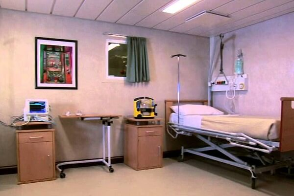 Medical Facilities on Luxury Cruise Ships