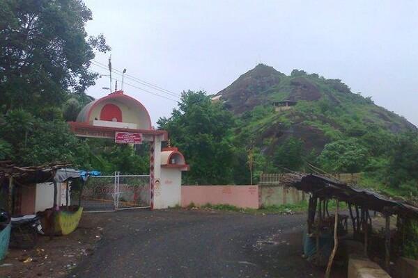 Gumandev Temple, Jhagadiya