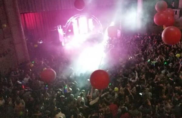 NYE Celebrations at The Temple Kansas City