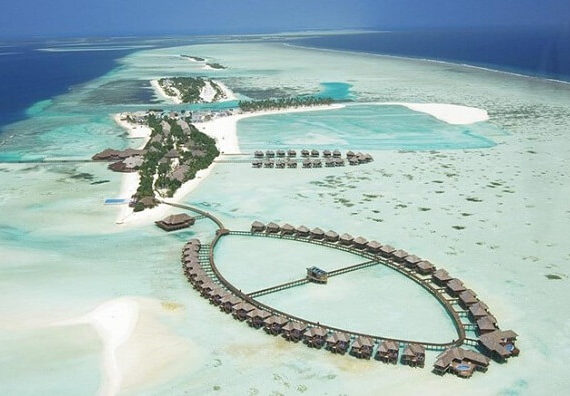 Olhuveli Beach Resort Maldives New Year 2020: Gala Dinner, Event, and Party