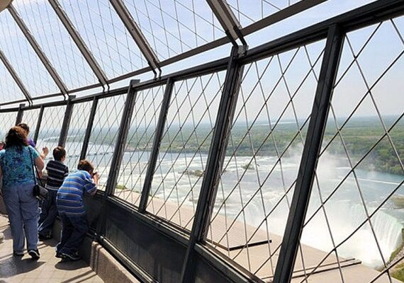 Skylon Tower Ride To The Top: Observation Deck Admission Fee, Refund Policy, and More